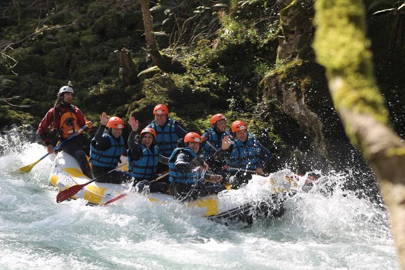 rafting en Asturias III | raftingasturias.es