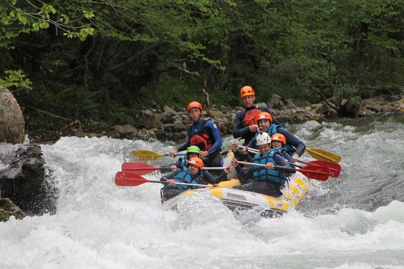 rafting en Asturias IV | raftingasturias.es