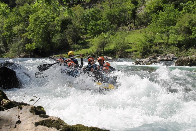 rafting en Asturias V | raftingasturias.es