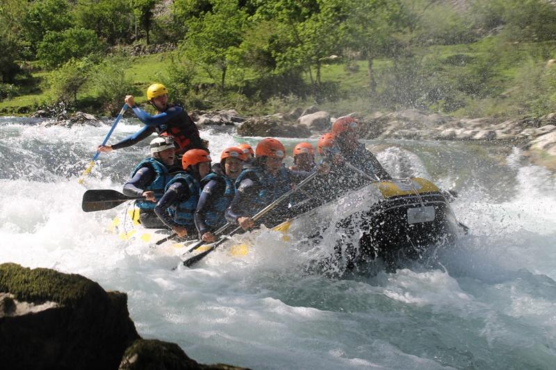 rafting en el sella I | raftingasturias.es