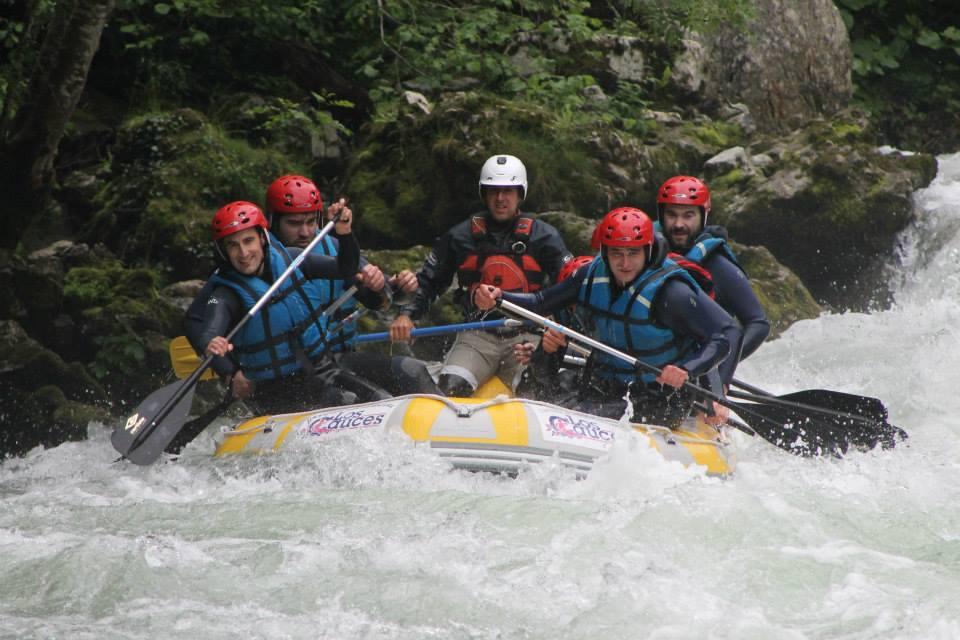 rafting en el sella |raftingasturias.es